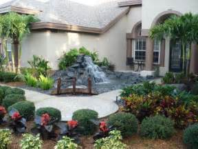 Front Yard Landscape Ideas » Home Design