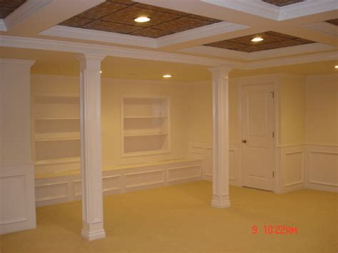 Low Ceiling Finished Basement finished basement