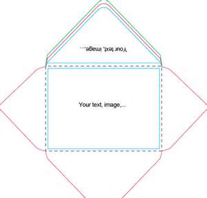 10 best images of free 4x6 envelope template free