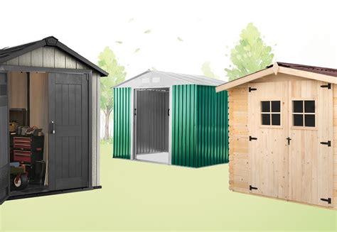 casette da giardino pvc casette da giardino legno pvc o lamiera