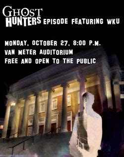 The Ghost Of Natalias Presentom by Special Viewing Of The Wku Ghost Hunters Episode