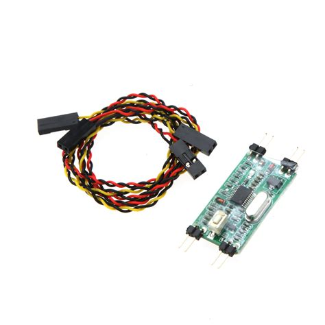 Join Remote Rc Helicopter Quadcopter Drone Part Fo goolrc rcd3060 mini osd dual voltage monitoring system for