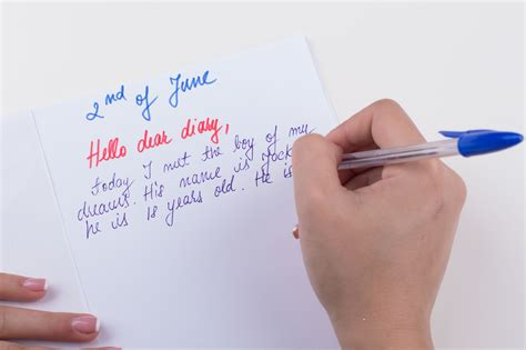 Wishes Written On Paper Make This - 3 ways to make your own diary wikihow