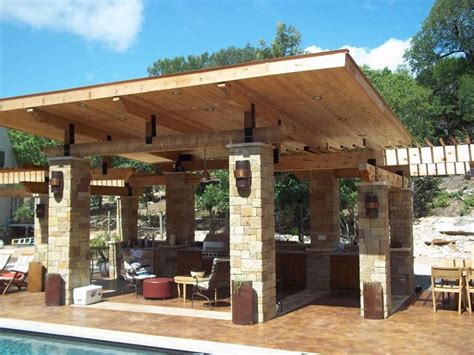 Wood Trellis Plans by Cool Covered Patio Ideas For Your Home Homestylediary Com