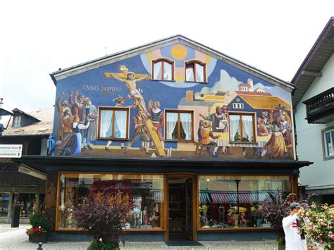 Staging Photos by Oberammergau Germany Travelling Wizards Travel Magazine
