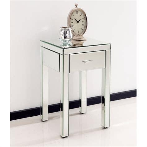 venetian bedside table