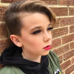 Make Up Bys makeup by jack meet the 10 year boy who s a