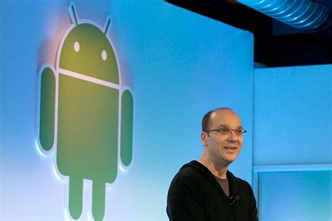 andy android andy rubin leaves android reasons remain a mystery pinoytutorial techtorial
