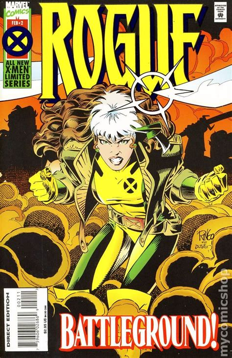 Rogue Comic Book Cover Search rogue 1995 1st series comic books