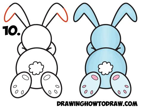 let s draw bunnies 35 step by step bunny drawings books rabbit drawing lesson breeds picture