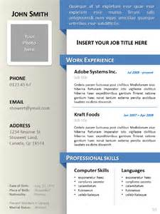 creative resume templates free for mac resume objective