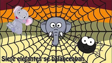 libro un elefante se balanceaba quot un elefante se balanceaba quot canciones infantiles para ni 241 os en espa 241 ol youtube