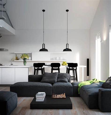 soggiorno con cucina a vista il soggiorno con cucina a vista 15 proposte da cui trarre