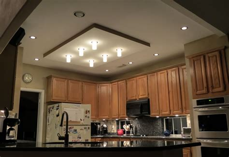 overhead kitchen lighting astana apartments