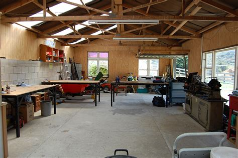 great inspiration  garage woodshop collection