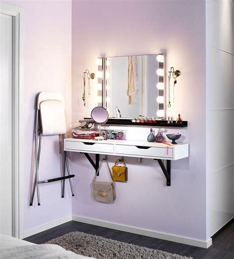 diy makeup vanity diy shelves diy makeup 25 best ideas about diy makeup organizer on