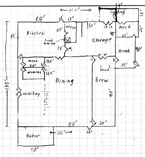 floor plan sketch floor plans