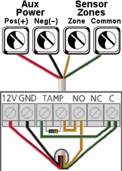 dsc motion detector wiring diagram motion detector lights