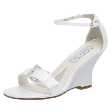 shoes touch ups s shanika dyeable wedge