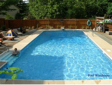 swimming pool garten 566 inground pool rectangle 16x32 pool und gartengestaltung