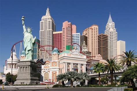 las vegas hotel new york new york hotel and casino wikipedia