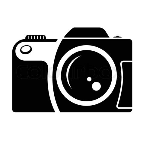 Home Design Studio Inspiration by Camera Sign Black And White Icon Design Element Of