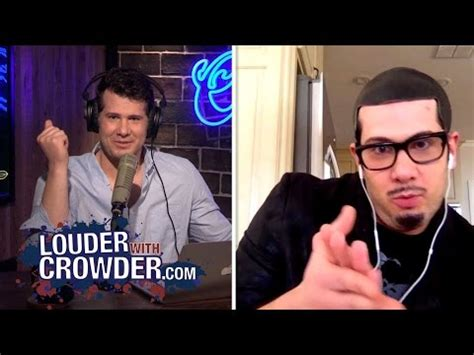 Shaun King TRASHES Steven Crowder!!   Louder With Crowder ... Louder With Crowder Crtv