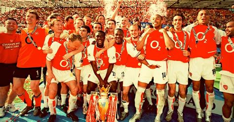 arsenal invincible arsenal s invincibles weren t as great as you remember