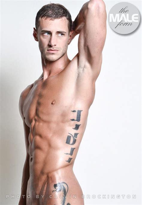Model Josh Hamlett Bares All For Themaleform