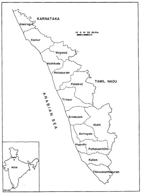 How To Draw A Map kerala maps and a house boat ajithvadakoot