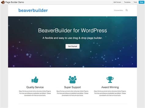 theme maker wordpress customize the beaver builder theme wordpress theme with