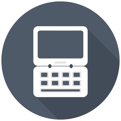 Laptop Multimedia laptop icon free flat multimedia iconset designbolts
