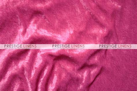 Velvet Cover by Panne Velvet Pad Cover Fuchsia Prestige Linens