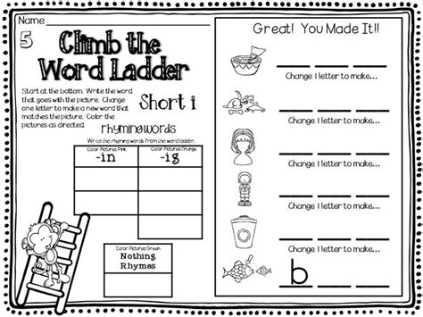 printable word ladder games free worksheets 187 word ladders free printable worksheets