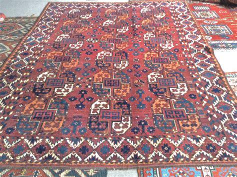 ersari tent carpet nomadic rug traders