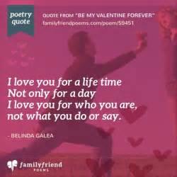 short valentines day poems