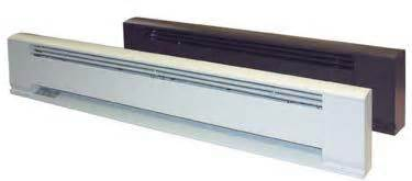 Stylish Electric Baseboard Heaters Tpi Baseboard Heater Architectural Style 1275 Btu Electric