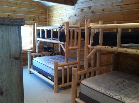 Bunk Beds And Beyond Arizona Log Bunk Beds Strong Bunk Beds For Arizona California Colorado