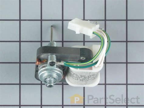 frigidaire evaporator fan motor frigidaire 218878801 evaporator fan motor partselect