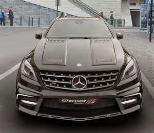 Mercedes Motorsport Supercars Show Mercedes Ml W166 By Expression
