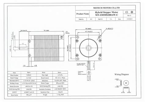 nema 23 stepper motor wiring diagram wiring diagrams