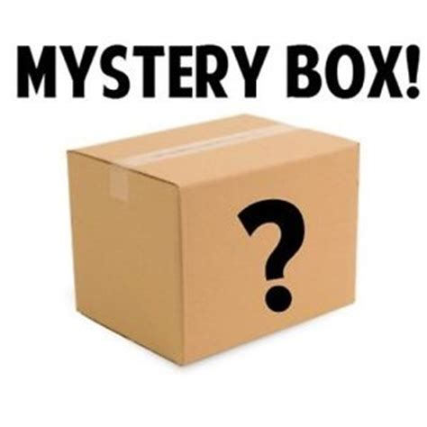 ebay mystery box mega mystery box risk it for some chocolate biscuits