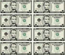 paper money template free 8 best images of play money printable free