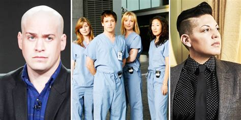 More Greys Anatomy Drama by Grey S Anatomy What The Cast Looked Like In The
