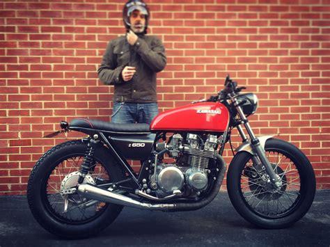 Coffee Chopper Motorrad by Kawasaki Z650 Cafe Racer Moto Pinterest Motorrad
