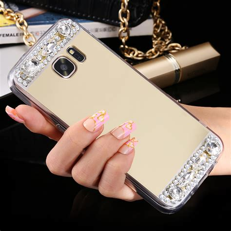 Casing Hp Samsung A7 2016 Black Iphone 6 Custom Hardcase Cover 1 luxury mirror cover for samsung galaxy s6 s7 edge a5 a7 j5 j7 2016 for