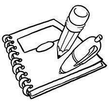 dibujos de utiles escolares para colorear pelauts com pelautscom mejores 10 im 225 genes de utiles escolares en pinterest