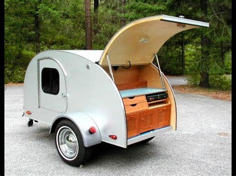 78 images about alternative tiny homes trailer cers on teardrop cing on the open road with tiny trailer youtube