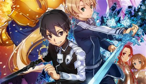 sword 2 new season anime sword season 3 sao alternative ggo anime confirmed alicization gun gale