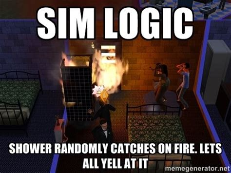 Sim Memes - 229 best images about sims 3 on pinterest baby red fox
